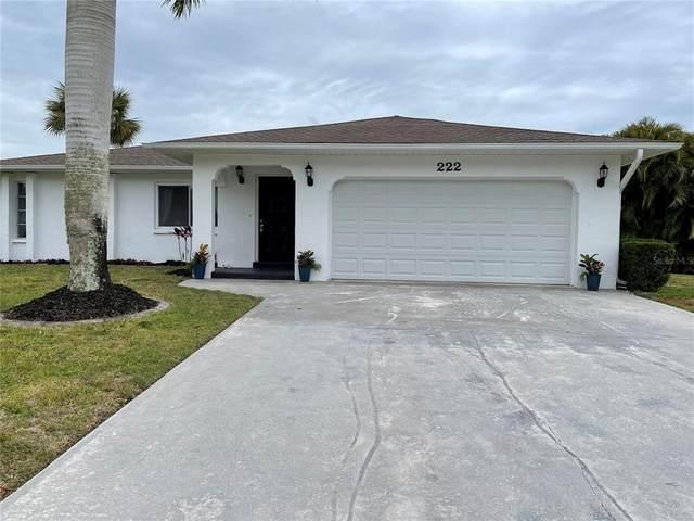 222 Annapolis Lane, Rotonda West, FL 33947 (MLS #D6119161) :: The BRC Group, LLC