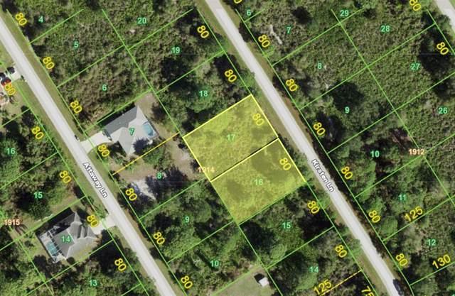 4177 Kirsten Lane, Port Charlotte, FL 33981 (MLS #D6119173) :: Everlane Realty