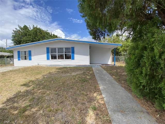 21695 Augusta Avenue, Port Charlotte, FL 33952 (MLS #D6119178) :: Team Pepka