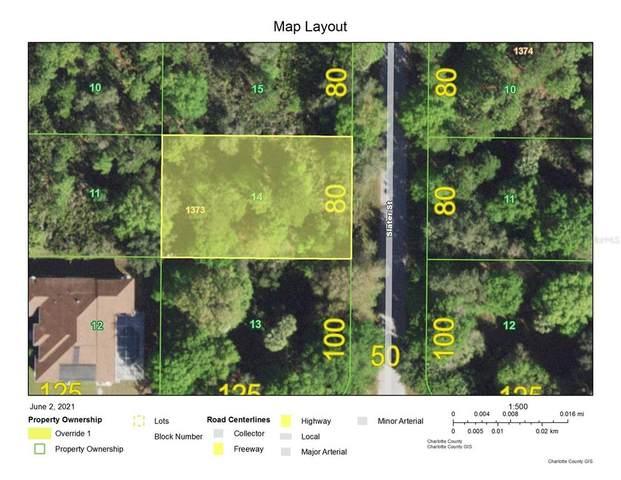 3319 Slater Street, Port Charlotte, FL 33980 (MLS #D6119193) :: The Robertson Real Estate Group