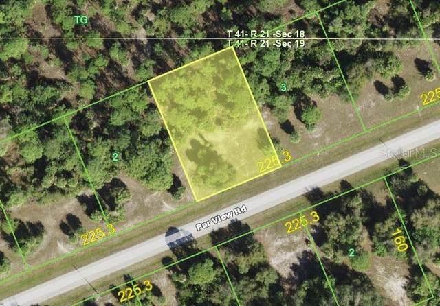 92 Par View Road, Rotonda West, FL 33947 (MLS #D6119204) :: Zarghami Group