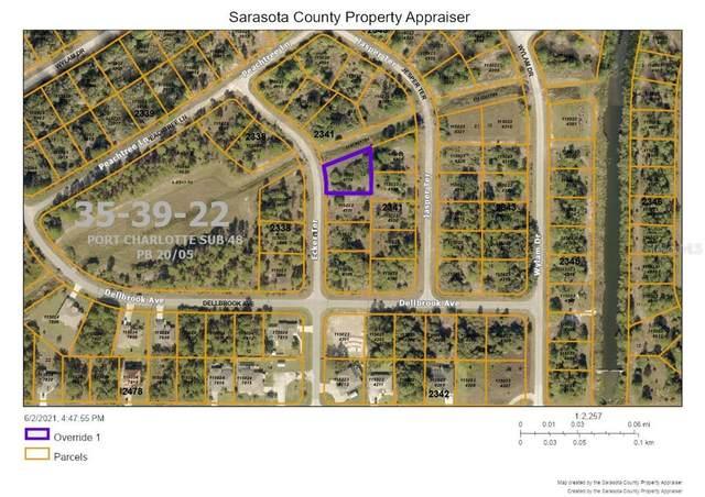 Ecker Terrace, North Port, FL 34288 (MLS #D6119251) :: The Price Group