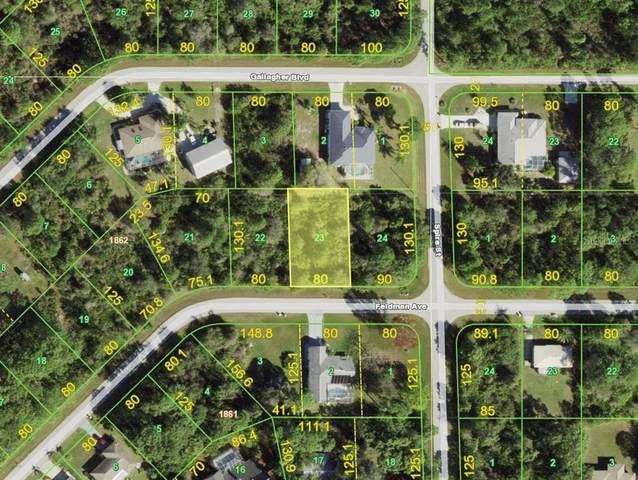 12616 Feldman Avenue, Port Charlotte, FL 33981 (MLS #D6119264) :: Kelli and Audrey at RE/MAX Tropical Sands