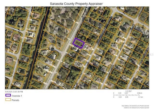 Cranberry Boulevard, North Port, FL 34286 (MLS #D6119267) :: Cartwright Realty