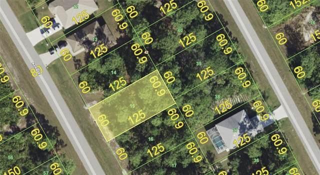 256 Antis Drive, Rotonda West, FL 33947 (MLS #D6119289) :: The Robertson Real Estate Group