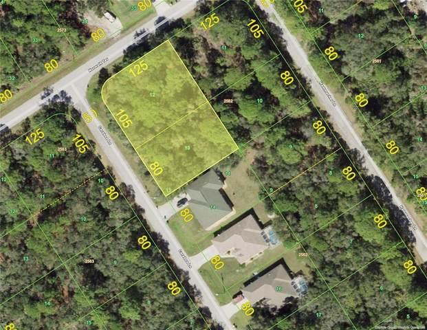 1298/1306 Caraboa Lane, Port Charlotte, FL 33953 (MLS #D6119291) :: Everlane Realty