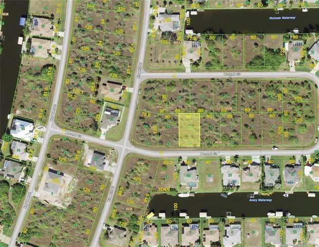 15555 Mccomb Circle, Port Charlotte, FL 33981 (MLS #D6119293) :: The Robertson Real Estate Group