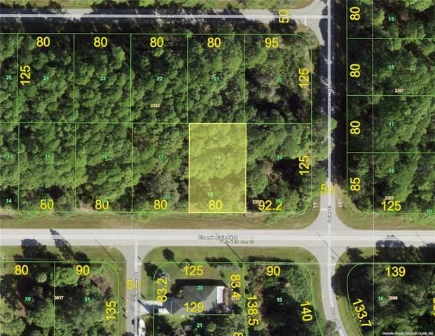 12646 Chamberlain Boulevard, Port Charlotte, FL 33953 (MLS #D6119296) :: The Hustle and Heart Group