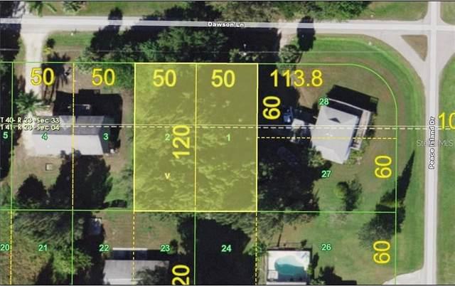 3513 Dawson Lane, Punta Gorda, FL 33950 (MLS #D6119299) :: Team Pepka
