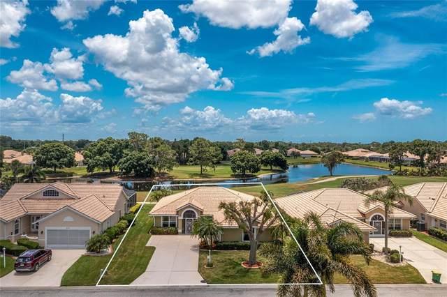 8573 Lakeside Drive, Englewood, FL 34224 (MLS #D6119311) :: Memory Hopkins Real Estate
