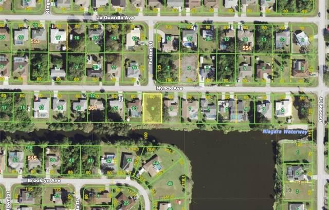 22421 Nyack Avenue, Port Charlotte, FL 33952 (MLS #D6119312) :: Team Pepka