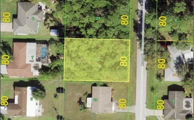 1333 and 1341 Arrow Street, Port Charlotte, FL 33952 (MLS #D6119326) :: Sarasota Home Specialists