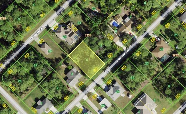 5305 Johnson Terrace, Port Charlotte, FL 33981 (MLS #D6119327) :: The Robertson Real Estate Group