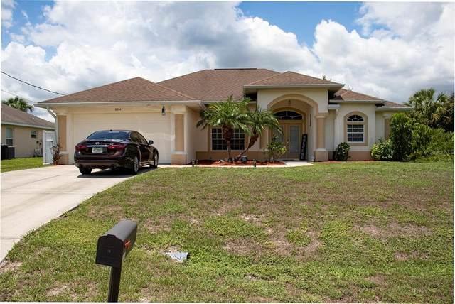 8054 Loxley Avenue, North Port, FL 34291 (MLS #D6119358) :: Team Turner