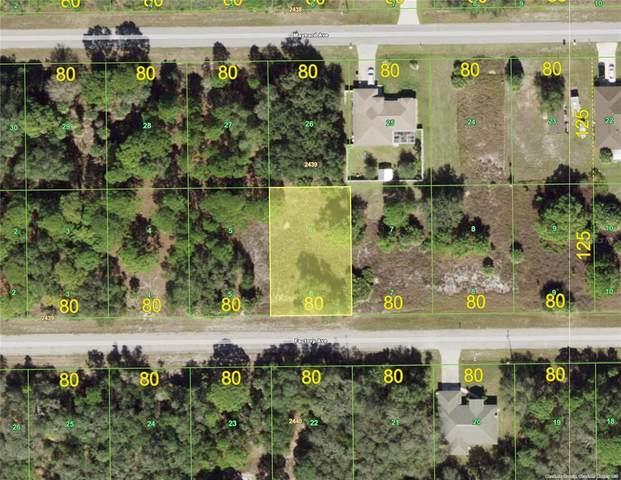 15506 Factory Avenue, Port Charlotte, FL 33953 (MLS #D6119363) :: Everlane Realty