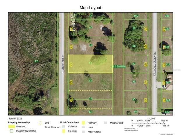 245 Rotonda Boulevard S, Rotonda West, FL 33947 (MLS #D6119367) :: Southern Associates Realty LLC