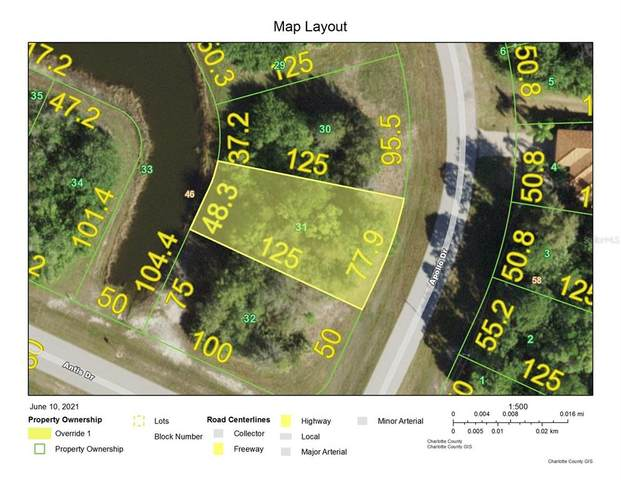 151 Apollo Drive, Rotonda West, FL 33947 (MLS #D6119387) :: The Robertson Real Estate Group