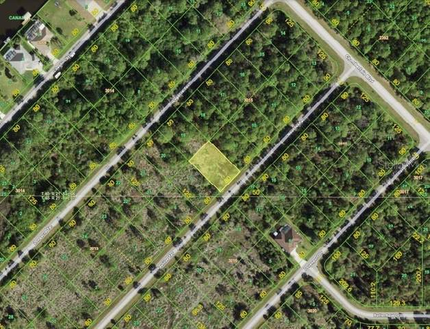 1045 Nautilus Terrace, Port Charlotte, FL 33953 (MLS #D6119421) :: The Hustle and Heart Group