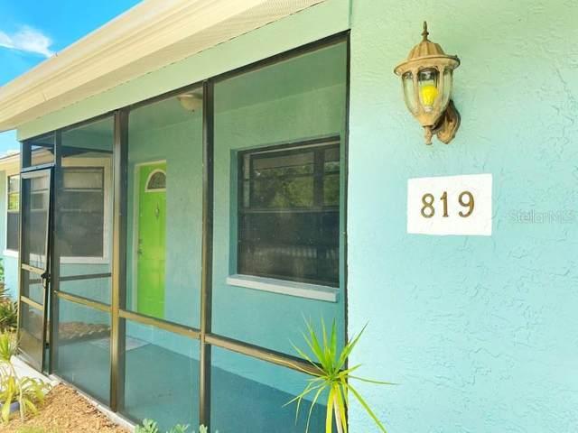 819 Thornton Avenue NW, Port Charlotte, FL 33948 (MLS #D6119425) :: Alpha Equity Team