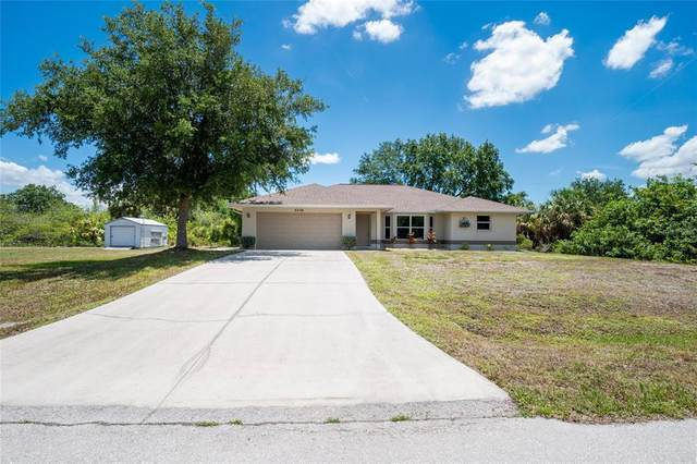 6336 Grayson Street, Englewood, FL 34224 (MLS #D6119432) :: The Hustle and Heart Group