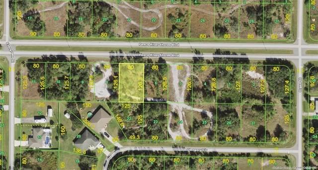 29435 Peace River Shores (Lot 7) Boulevard, Punta Gorda, FL 33982 (MLS #D6119442) :: Florida Real Estate Sellers at Keller Williams Realty