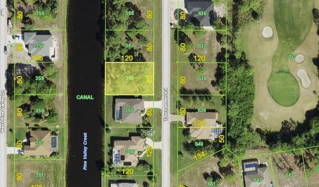 261 Tournament Road, Rotonda West, FL 33947 (MLS #D6119444) :: Frankenstein Home Team