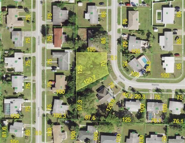 680 Floral Lane, Port Charlotte, FL 33952 (MLS #D6119450) :: Blue Chip International Realty