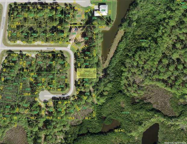 140 and 142 Flower Road, Rotonda West, FL 33947 (MLS #D6119458) :: Kelli and Audrey at RE/MAX Tropical Sands