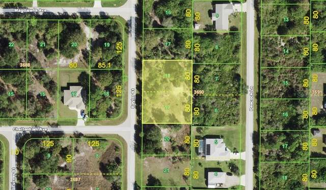 7054 & 7062 Baylor Street, Englewood, FL 34224 (MLS #D6119471) :: Kelli and Audrey at RE/MAX Tropical Sands