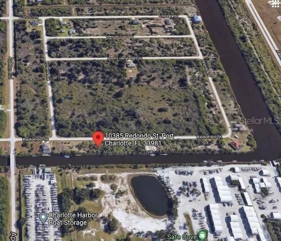10385 Redondo Street, Port Charlotte, FL 33981 (MLS #D6119487) :: Team Buky