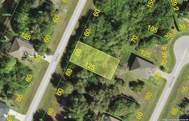 184 Apollo (Lot 15) Drive, Rotonda West, FL 33947 (MLS #D6119512) :: Cartwright Realty