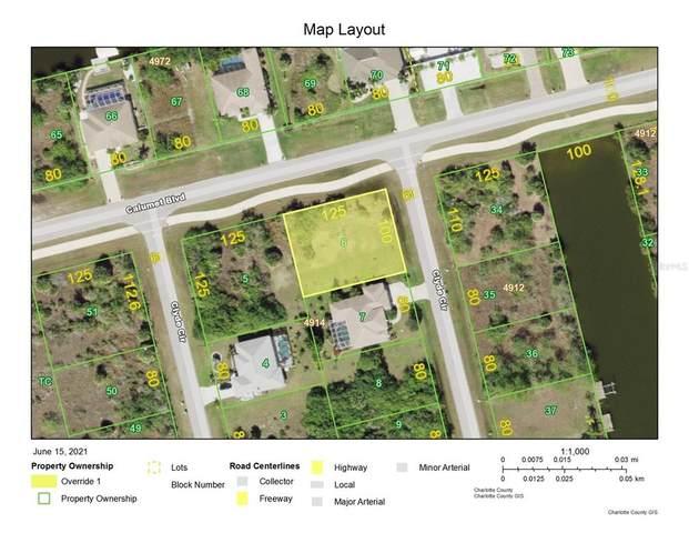 8209 Clyde Circle, Port Charlotte, FL 33981 (MLS #D6119516) :: Coldwell Banker Vanguard Realty