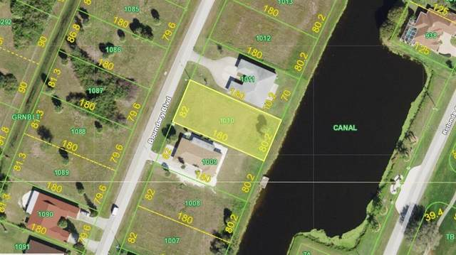 280 Boundary Blvd, Rotonda West, FL 33947 (MLS #D6119527) :: Armel Real Estate