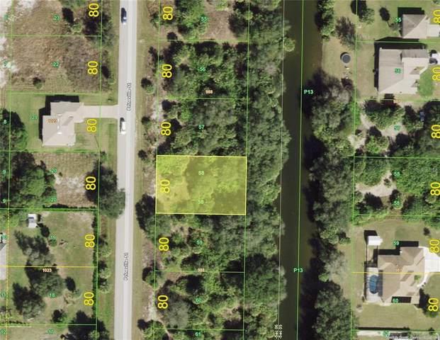 464 Prineville Street, Port Charlotte, FL 33954 (MLS #D6119531) :: Frankenstein Home Team
