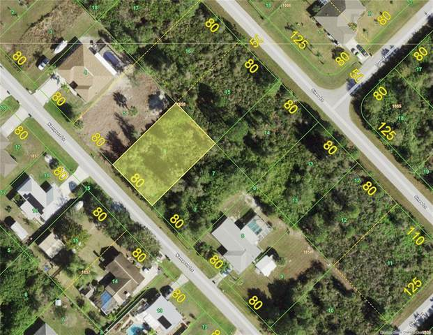 4592 Kempson Lane, Port Charlotte, FL 33981 (MLS #D6119540) :: Team Pepka