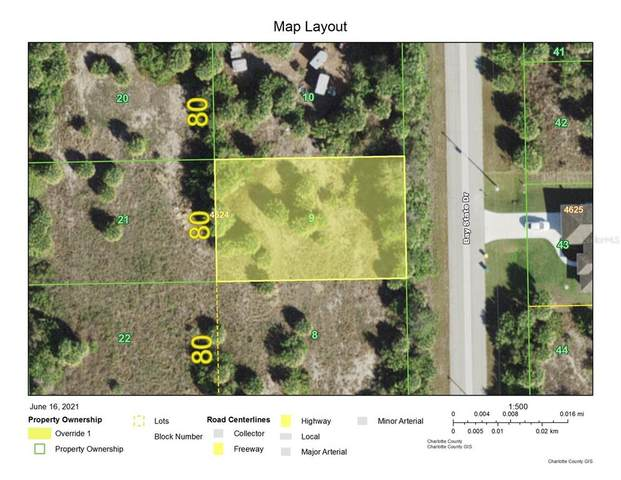 10413 Bay State Drive, Port Charlotte, FL 33981 (MLS #D6119541) :: Coldwell Banker Vanguard Realty