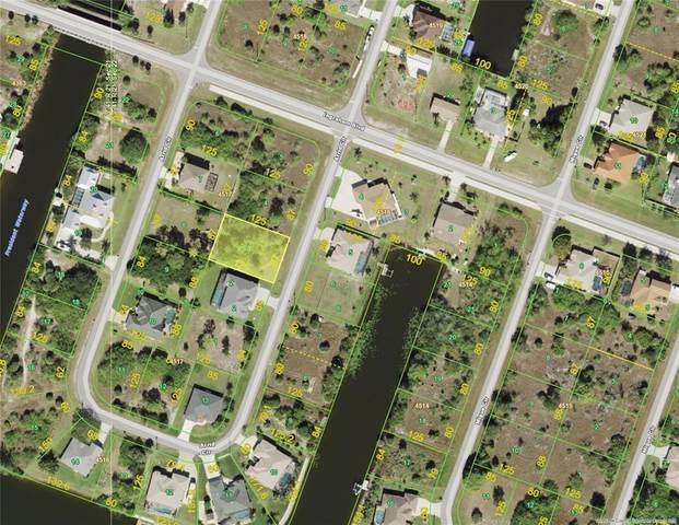9395 Arrid Circle, Port Charlotte, FL 33981 (MLS #D6119544) :: Burwell Real Estate