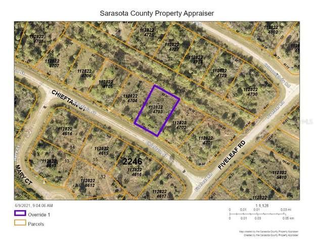Chieftain Street, North Port, FL 34288 (MLS #D6119556) :: Everlane Realty