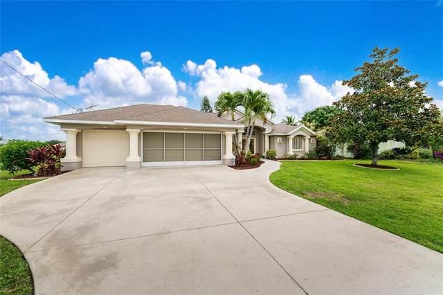5 Medalist Road, Rotonda West, FL 33947 (MLS #D6119565) :: Coldwell Banker Vanguard Realty