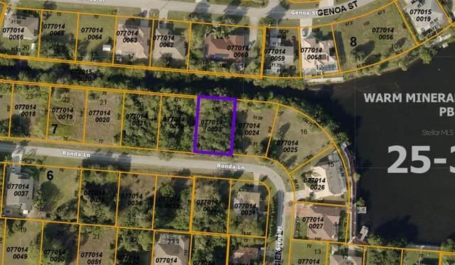 Ronda Lane, North Port, FL 34287 (MLS #D6119586) :: Frankenstein Home Team