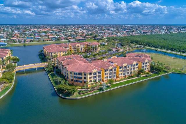 99 Vivante Boulevard #402, Punta Gorda, FL 33950 (MLS #D6119590) :: Sarasota Property Group at NextHome Excellence