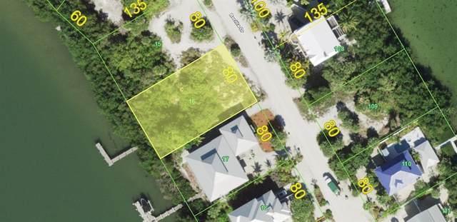 101 Bocilla Drive, Placida, FL 33946 (MLS #D6119594) :: Lockhart & Walseth Team, Realtors