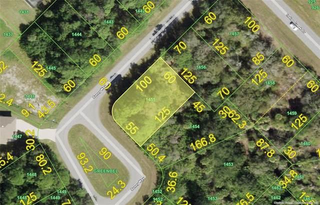 113 Sunny (Lot 1455) Way, Rotonda West, FL 33947 (MLS #D6119596) :: Coldwell Banker Vanguard Realty