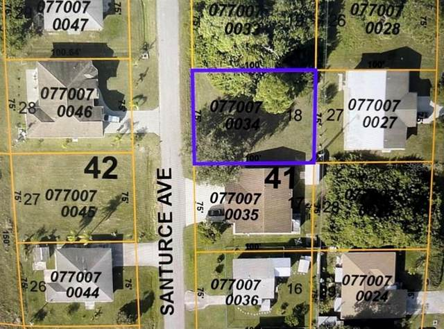 Lot 18 Santurce Avenue, North Port, FL 34287 (MLS #D6119611) :: Frankenstein Home Team