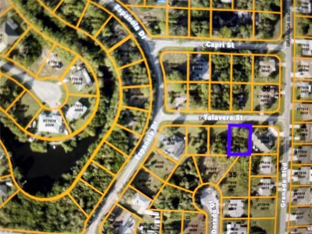 Talavera Street, North Port, FL 34287 (MLS #D6119614) :: EXIT King Realty