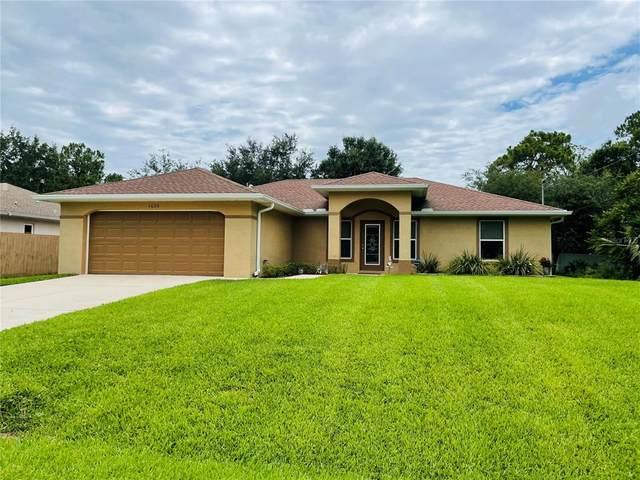 1609 Wood Rose Street, North Port, FL 34288 (MLS #D6119621) :: Vacasa Real Estate
