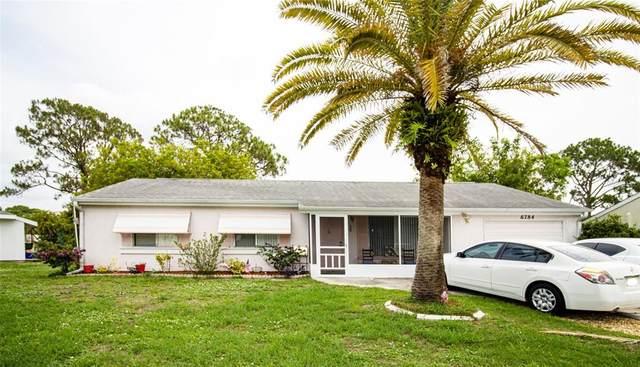 6784 Stardust Avenue, North Port, FL 34287 (MLS #D6119630) :: Keller Williams Realty Peace River Partners