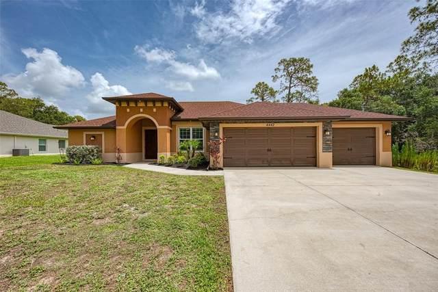4442 Windsong Avenue, North Port, FL 34287 (MLS #D6119635) :: Prestige Home Realty