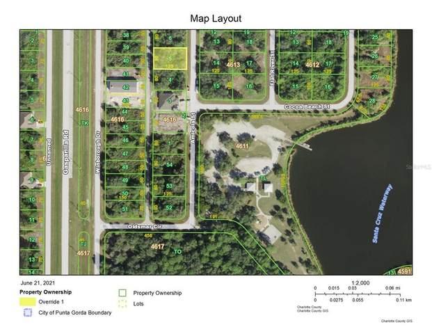 10125 Amicola Street, Port Charlotte, FL 33981 (MLS #D6119637) :: The BRC Group, LLC