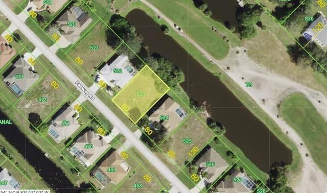 54 Fairway Road, Rotonda West, FL 33947 (MLS #D6119641) :: Griffin Group